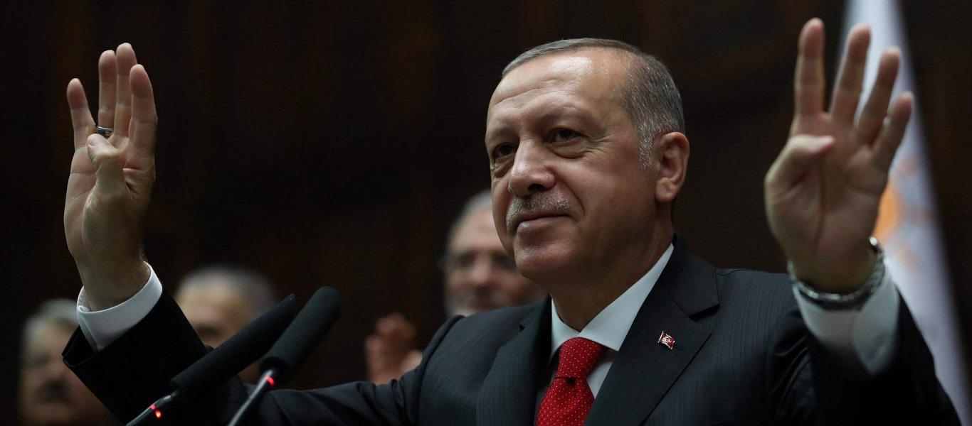 Αντίστροφη μέτρηση για τη νέα «Οθωμανική» Αυτοκρατορία – Ορκίζεται ο Ρ.Τ.Ερντογάν
