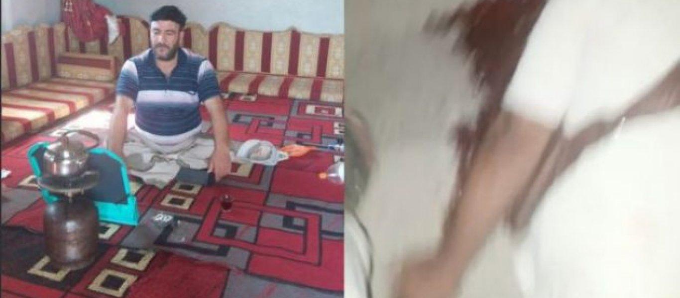 Εν ψυχρώ εκτέλεση Τούρκου μισθοφόρου στην Αφρίν από το YPG (βίντεο)