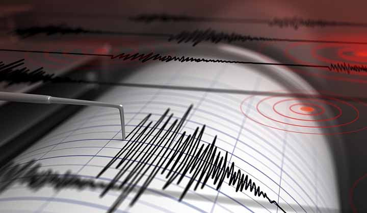 Έκτακτο: Σεισμός 4,4 Ρίχτερ στην Σάμο