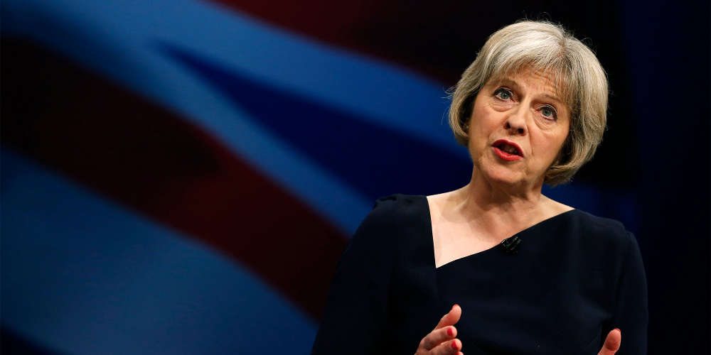 Μέι προς βουλευτές: Μην εμποδίσετε το σχέδιο για το Brexit