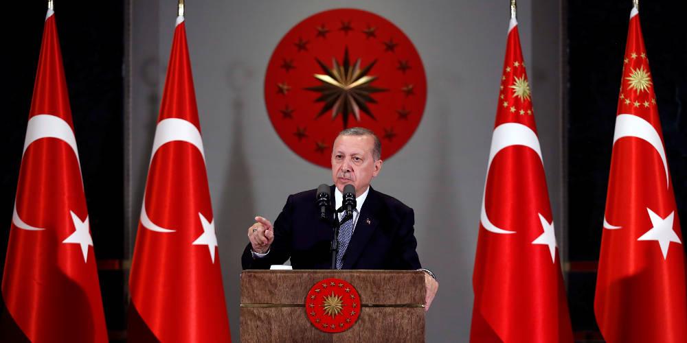 Αντιτρομοκρατικό ν/σ θα διαδεχθεί το καθεστώς έκτακτης ανάγκης στην Τουρκία