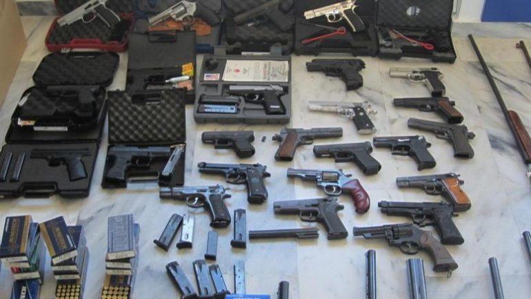 Νέες συλλήψεις για το κύκλωμα όπλων, ελεύθεροι οι τέσσερις βασικοί εμπλεκόμενοι!