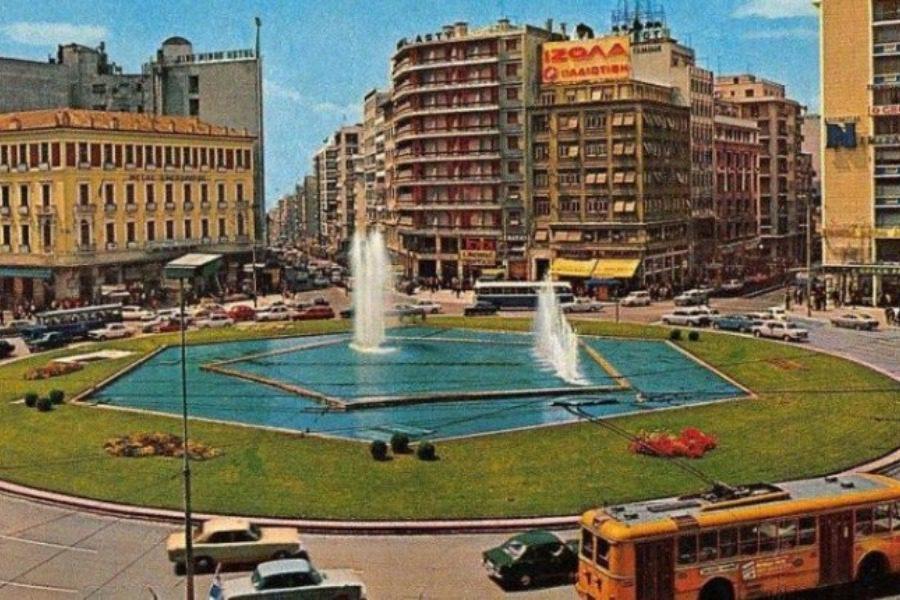 Από που πήραν τα ονόματα τους οι πλατείες της Αθήνας