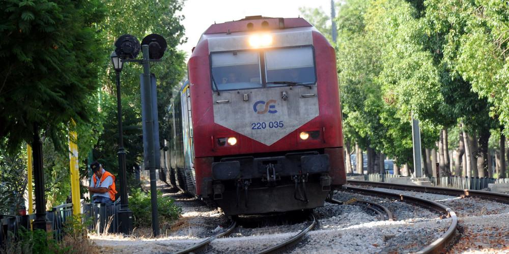 «Χειρόφρενο» στα τρένα – Απεργία των σιδηροδρομικών στις 25-26 Ιουλίου