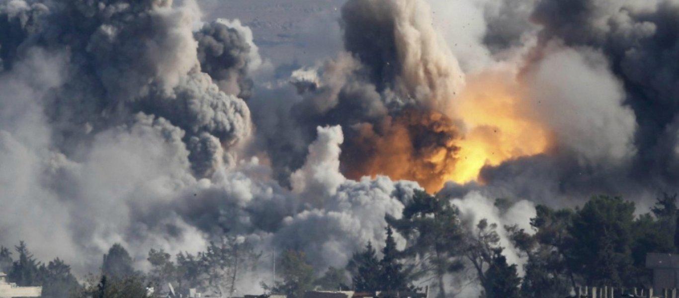 H Τουρκία βομβαρδίζει ανελέητα τους Κούρδους του βορείου Ιράκ – 40 χλμ. εντός του ιρακινού εδάφους ο τουρκικός Στρατός
