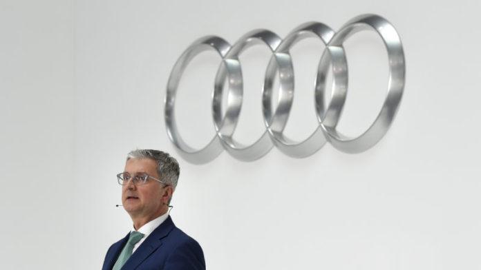 O CEO της Audi άσκησε έφεση για την αποφυλάκισή του
