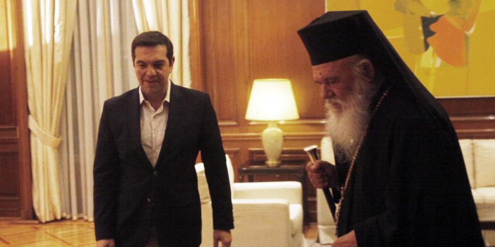 Το «plan B» της Ιεραρχίας στο σχέδιο ΣΥΡΙΖΑ για διαχωρισμό κράτους-Εκκλησίας