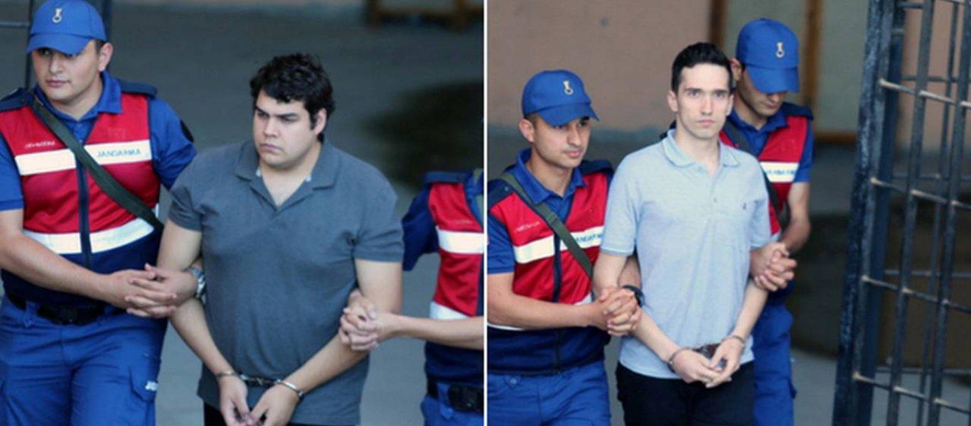 Απελευθερώνονται κι επιστρέφουν στην πατρίδα οι δύο Ελληνες αιχμάλωτοι στρατιωτικοί!