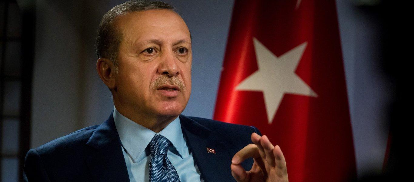 Μήνυμα Ρ.Τ.Ερντογάν προς ΗΠΑ η απελευθέρωση των Ελλήνων στρατιωτικών και όχι του Α.Μπράνσον: «Εγώ κάνω κουμάντο»! (upd)