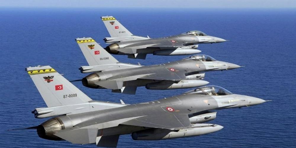 Παραβιάσεις του ελληνικού εναέριου χώρου και εικονική αερομαχία από τουρκικά μαχητικά