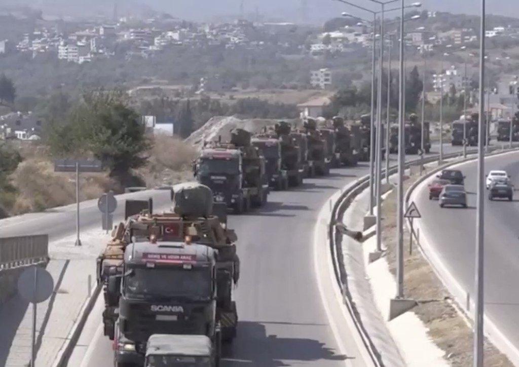 Φάλαγγες τουρκικών αρμάτων μάχης M60T Sabra «μπουκάρουν» Συρία – Ερντογάν: «Επεκτείνουμε στρατιωτικές επιχειρήσεις»