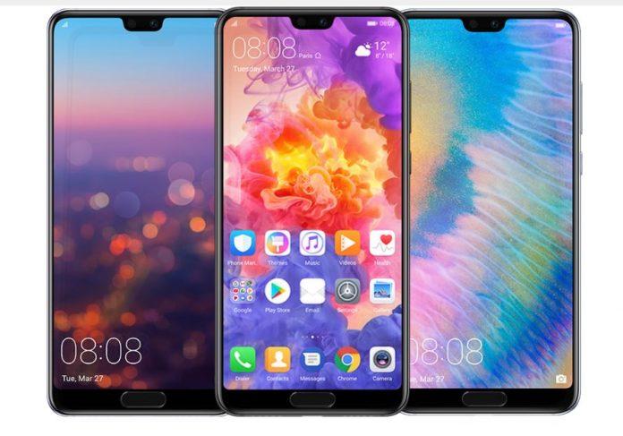 Η Huawei ξεπερνά για πρώτη φορά την Apple