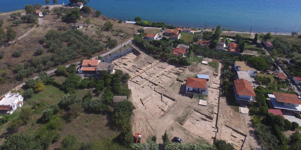 Σημαντικά ευρήματα στο Ιερό της Αμαρυσίας Αρτέμιδος στην Αμάρυνθο Ευβοίας