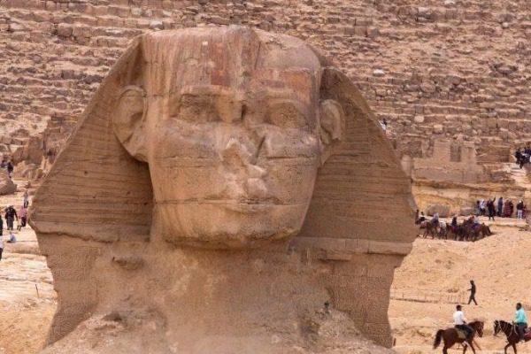 Δεύτερη Σφίγγα ισχυρίζονται ότι ανακάλυψαν οικοδόμοι στην Αίγυπτο