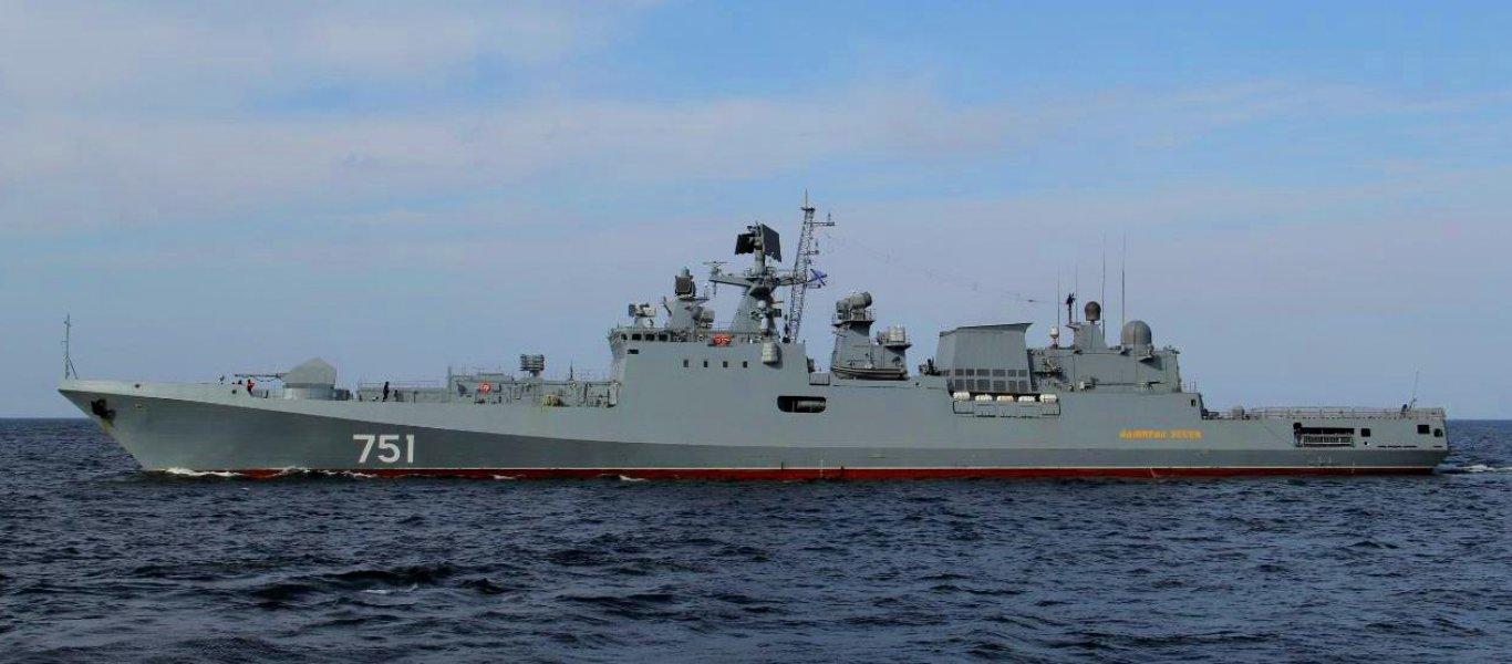 Ρωσικά πολεμικά πλοία έμφορτα με πυραύλους cruise Kalibre πλέουν στο Αιγαίο – Θα εξαπολύσουν επιθέσεις στην Μ.Ανατολή
