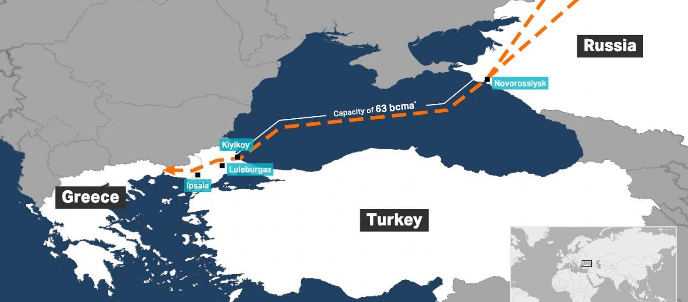 Κατατέθηκε η μελέτη για τον South Stream 2 και αλλάζει τις ενεργειακές ισορροπίες στη Νότιο Ευρώπη