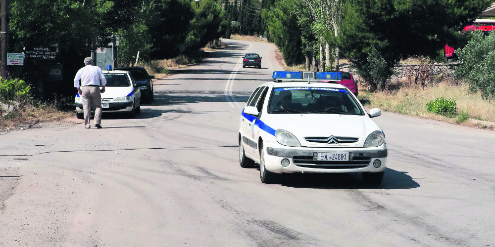 Τρελή καταδίωξη στην Εγνατία – Συνελήφθη 19χρονος που μετέφερε παράνομα μετανάστες