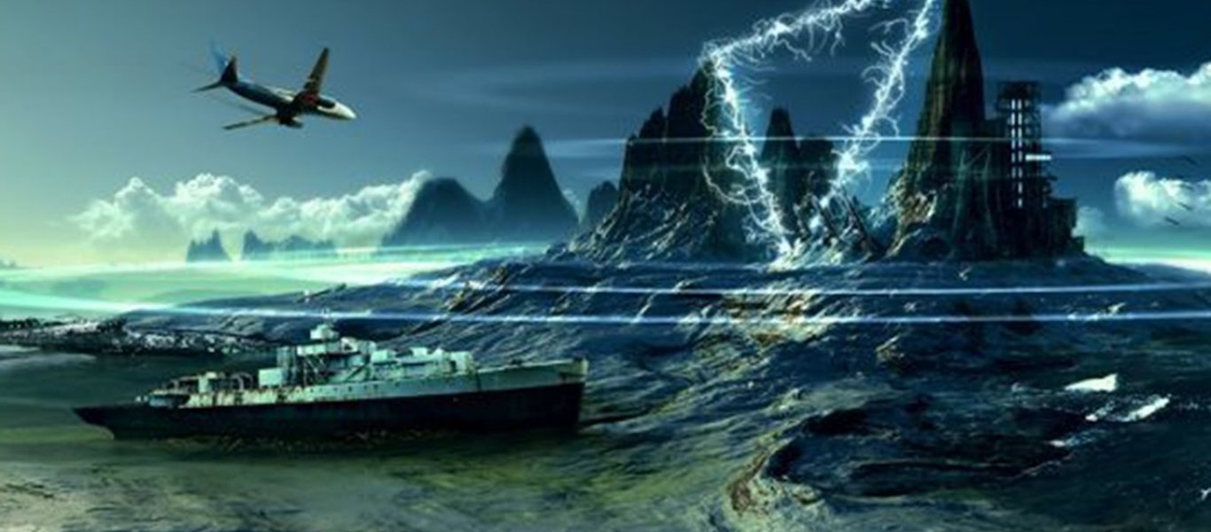 Κυνηγός θησαυρών υποστηρίζει πως βρήκε εξωγήινο διαστημόπλοιο στο τρίγωνο των Βερμούδων (φωτό)