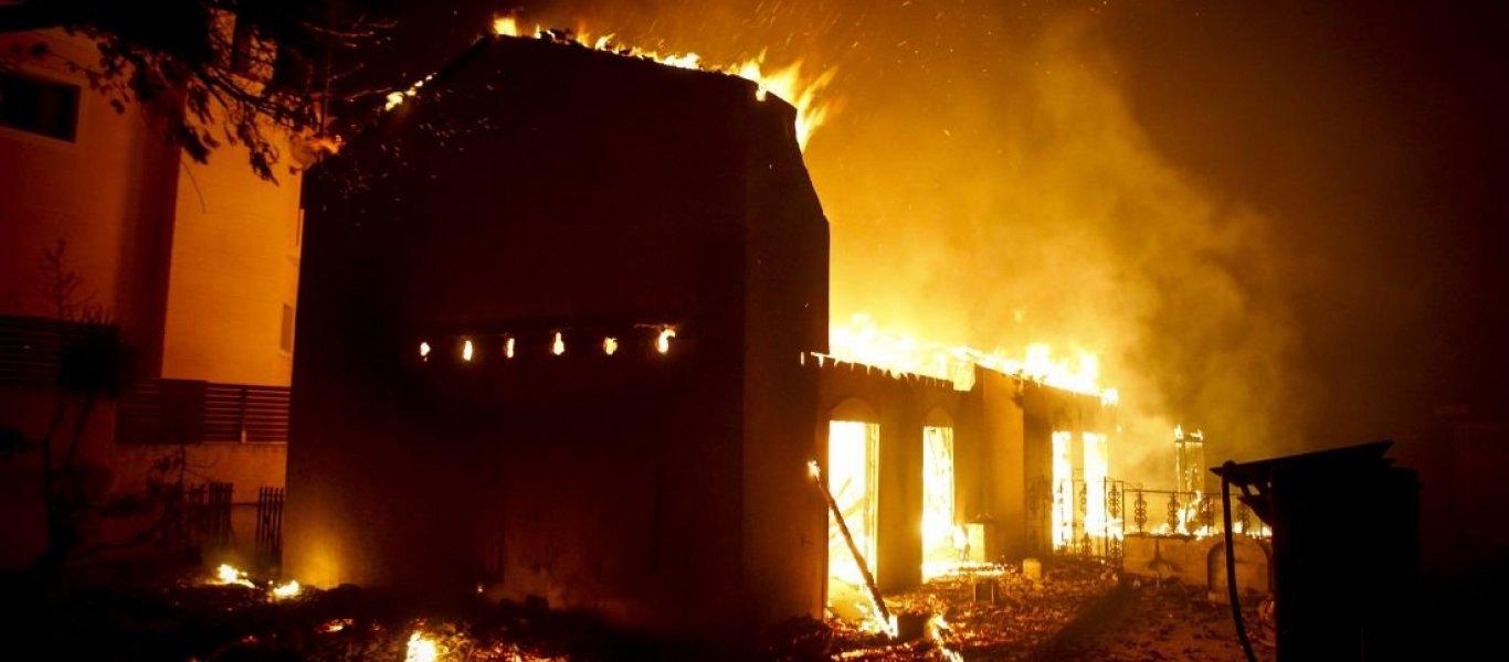 Έτσι γλίτωσε ο Κ.Καραμανλής και η οικογένειά του από την φωτιά στην Ραφήνα
