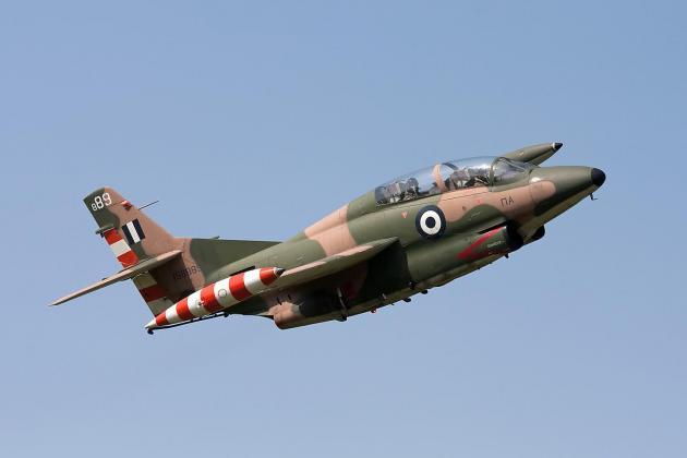 Θρήνος στην Πολεμική Αεροπορία: Νεκρός ο κυβερνήτης του εκπαιδευτικού αεροσκάφους