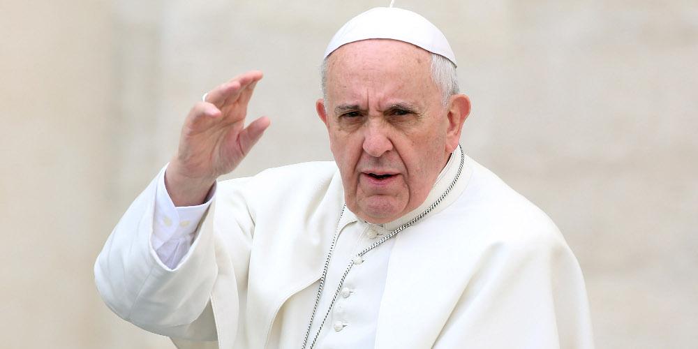 «Ντροπή και οδύνη» αισθάνεται ο πάπας για τη σεξουαλική κακοποίηση παιδιών από ιερείς