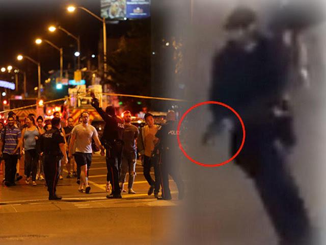 Τρόμος και πανικός στην ελληνική συνοικία του Τορόντο! – Ένοπλος άνοιξε πυρ, σκότωσε μια γυναίκα και τραυμάτισε 14 ανθρώπους πριν πέσει νεκρός (φωτο & βίντεο)