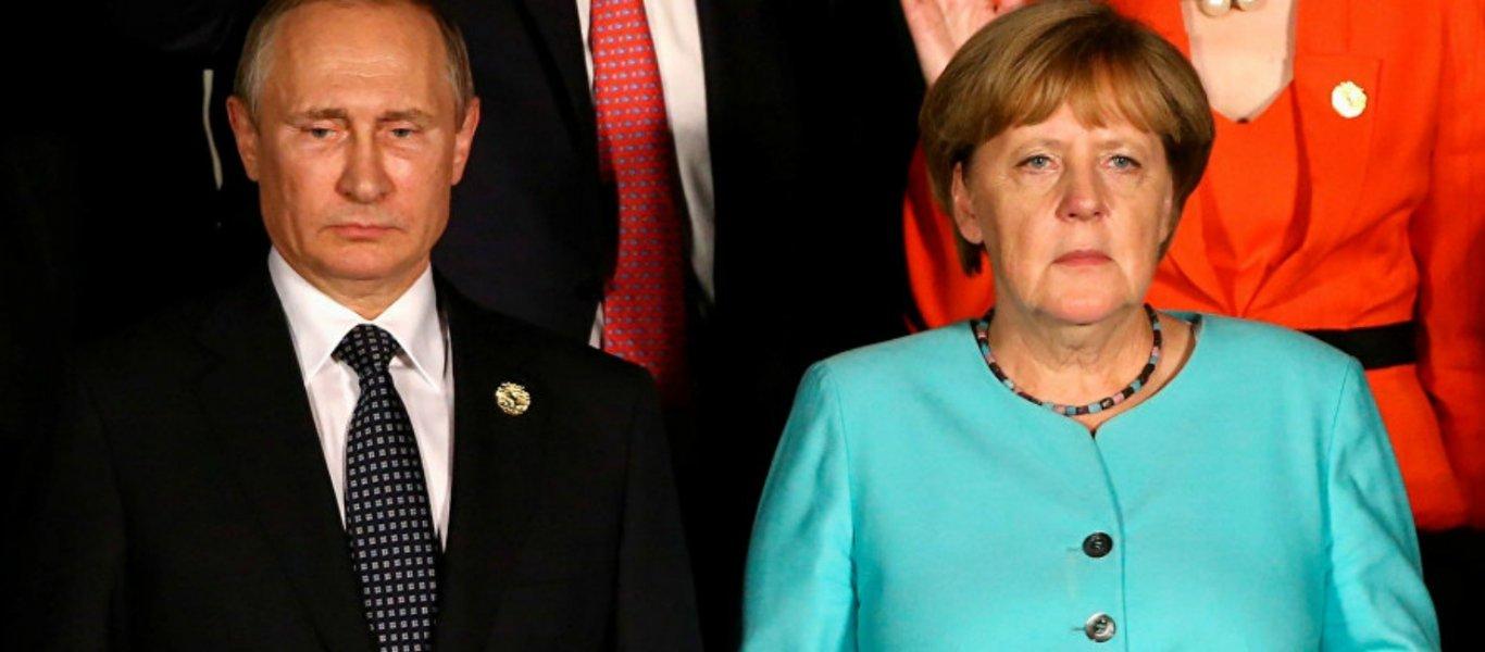 Βερολίνο μετά την συνάντηση Β.Πούτιν-Α.Μέρκελ: «Κινδυνεύει η ηγετική θέση του δολαρίου στην παγκόσμια αγορά»!