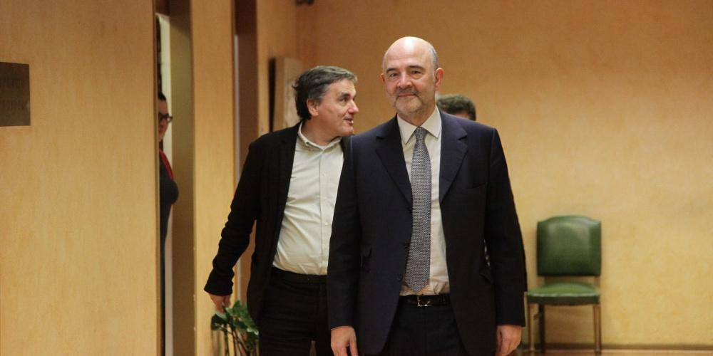 Μοσκοβισί: Δεν έρχεται το τέλος των μεταρρυθμίσεων για την Ελλάδα