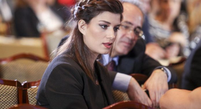 Κατερίνα Νοτοπούλου – Στα 30 της, η νεότερη υπουργός στην κυβέρνηση Τσίπρα