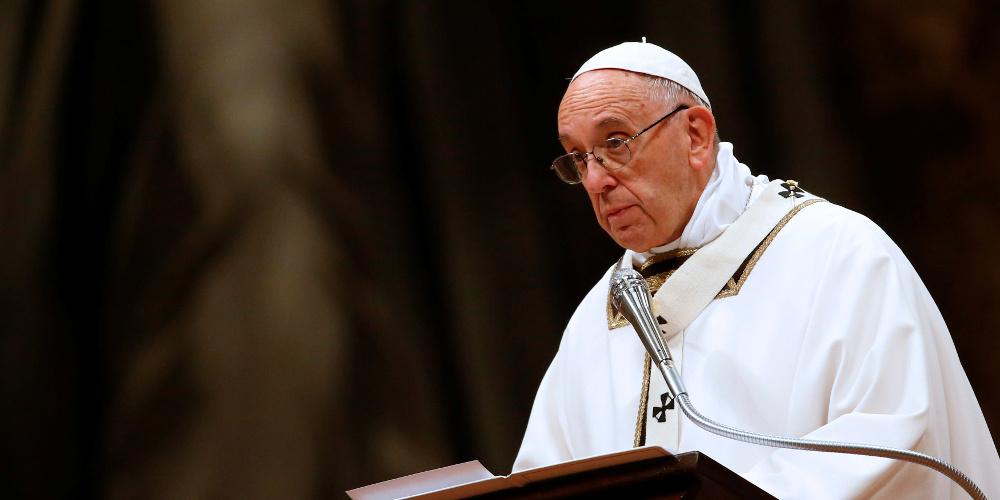 «Συγχώρεση από τον Κύριο» ζήτησε ο Πάπας για τα σεξουαλικά εγκλήματα καθολικών ιερέων στην Ιρλανδία