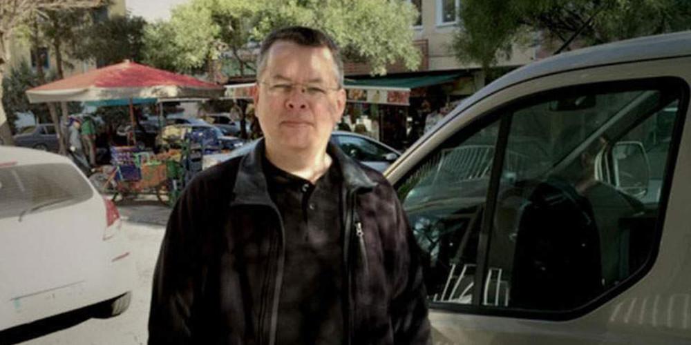 Απορρίφθηκε το αίτημα αποφυλάκισης του Αμερικανού πάστορα Μπράνσον