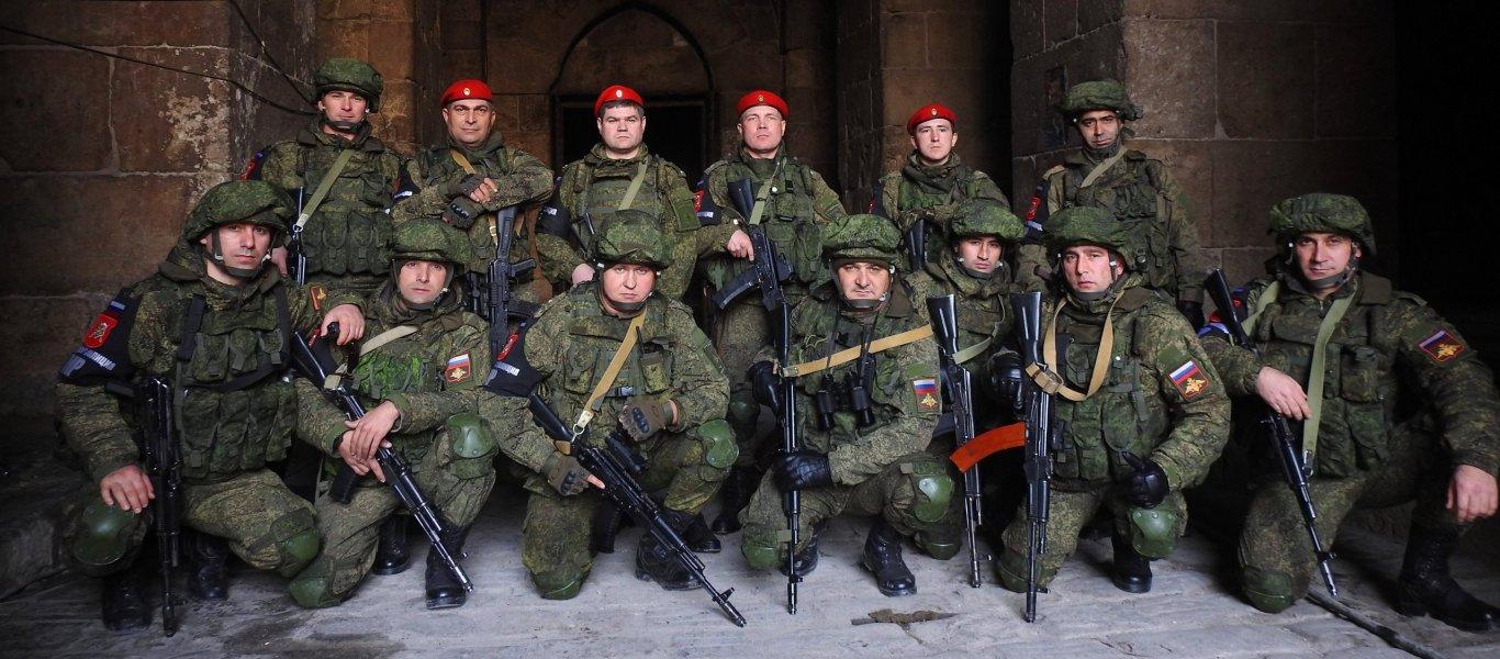 Η Ρωσία συμφώνησε με το Ισραήλ και εγκαθιστά στρατιωτικά φυλάκια στο Γκολάν!