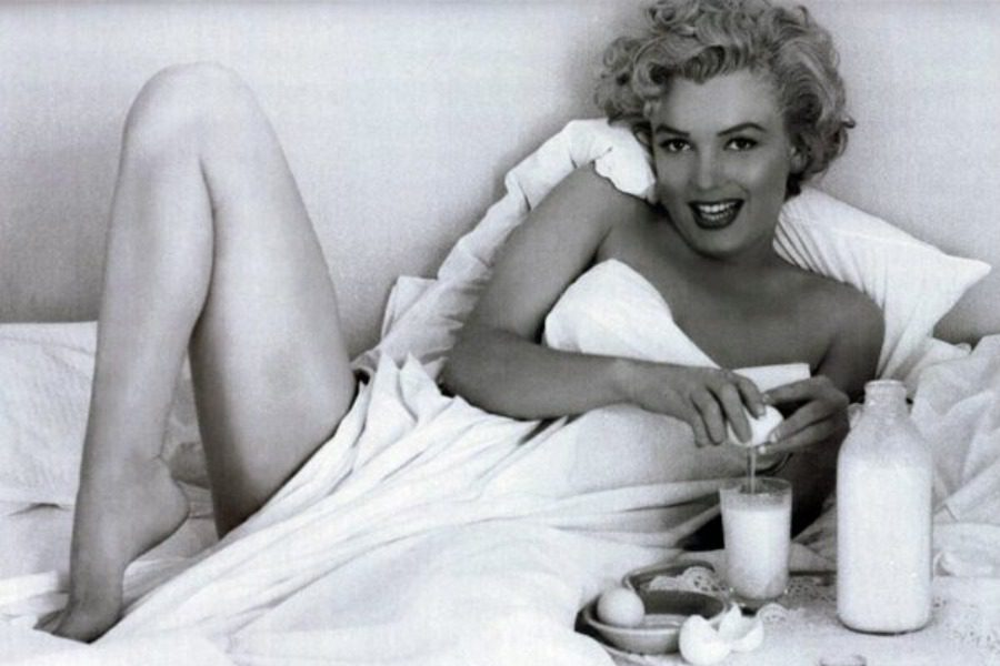 Marilyn Monroe: Προσωπικές στιγμές που ξεσηκώνουν τις αισθήσεις