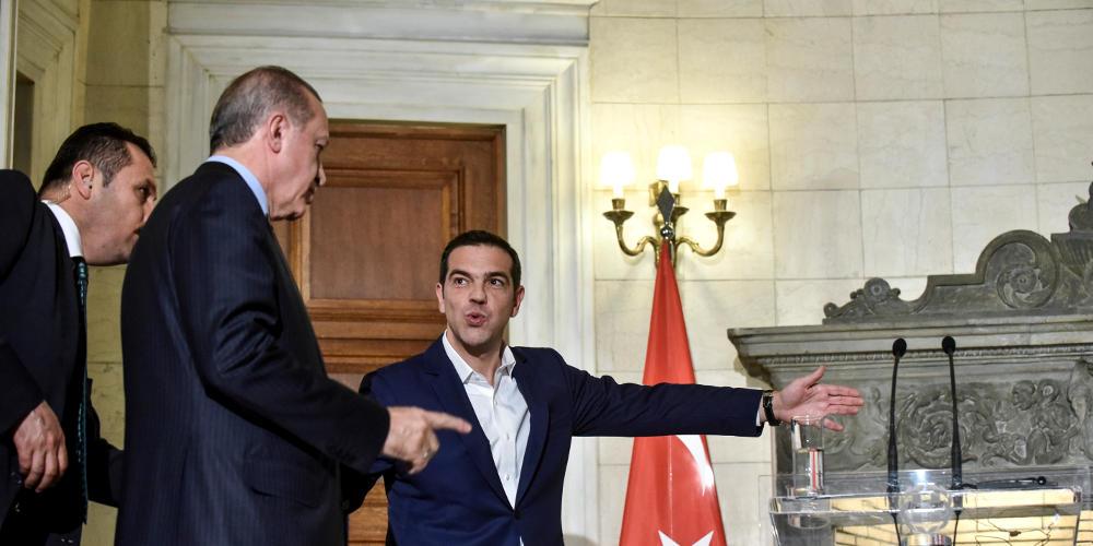 Δώρα Τσίπρα στον Ερντογάν; Ετοιμάζουν την… εκλογή μουφτήδων!