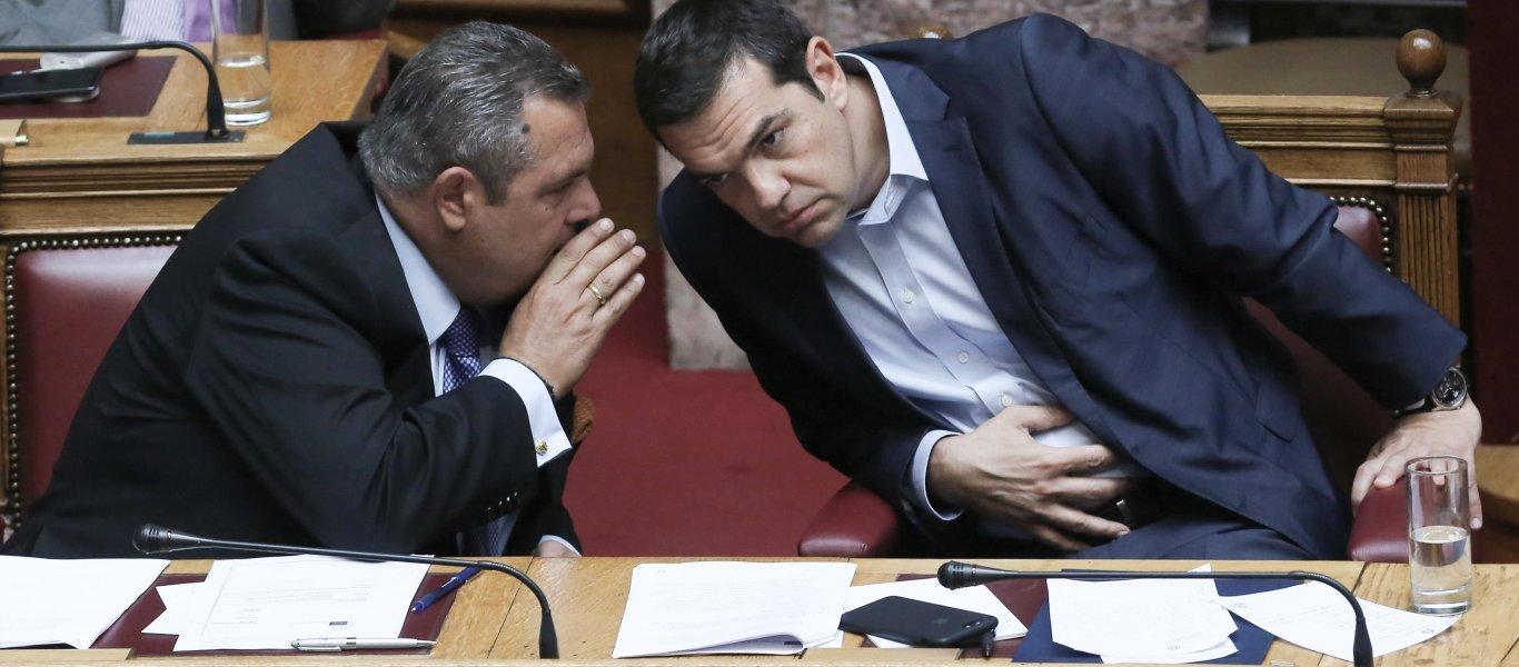 Ποιοι πολιτικοί χώροι ευνοούνται από την κατάρρευση της κυβέρνησης ΣΥΡΙΖΑ-ΑΝΕΛ