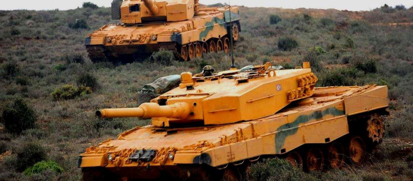 Ρ.Τ.Ερντογάν: «Ξεκινάμε την επιχείρηση κατάληψης της B.Συρίας – Θα μπούμε και στο Ιράκ -Τίποτα δεν μας σταματά»