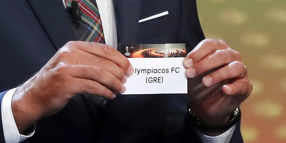 Αυτοί είναι οι υποψήφιοι αντίπαλοι του Ολυμπιακού για τα play off [εικόνα]