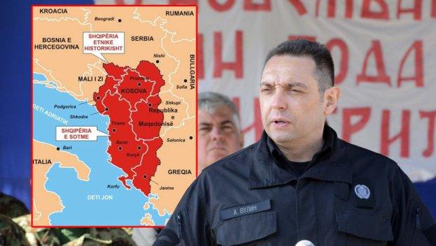 Οι ΗΠΑ έβαλαν φωτιά στα Βαλκάνια: H «Μεγάλη Αλβανία» είναι εδώ και αποκτά Αεροπορία – Ακρωτηρίασαν την Ελλάδα στα σχέδια τους…