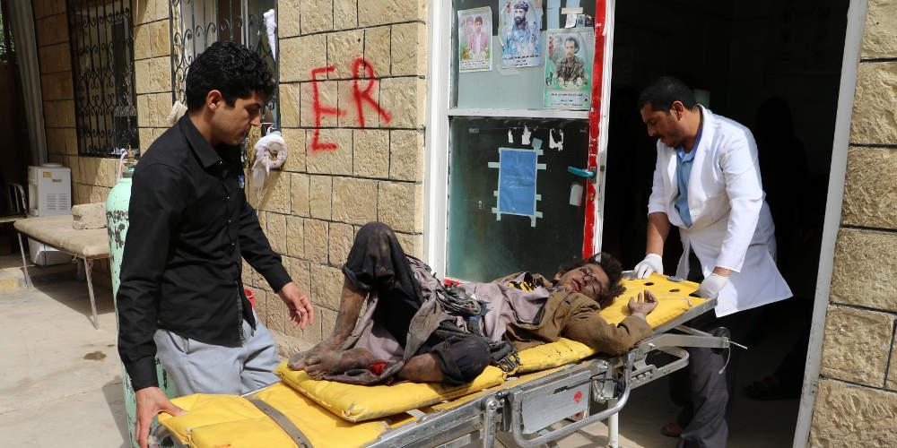 Τρόμος στη Υεμένη: Δεκάδες νεκροί από επίθεση σε λεωφορείο που επέβαιναν παιδιά