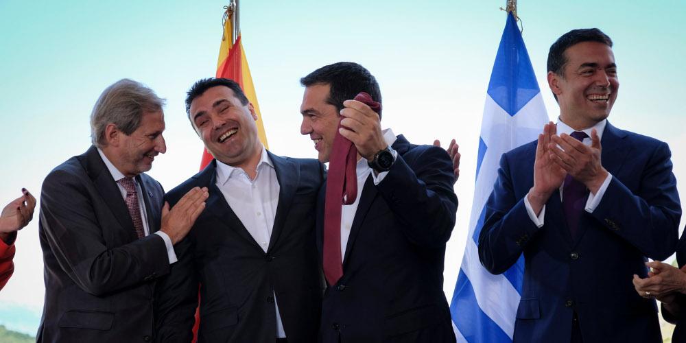 Ο Ζάεφ «ξεγυμνώνει» την ελληνική κυβέρνηση: Τα 10 σημεία που κέρδισε από τη Συμφωνία