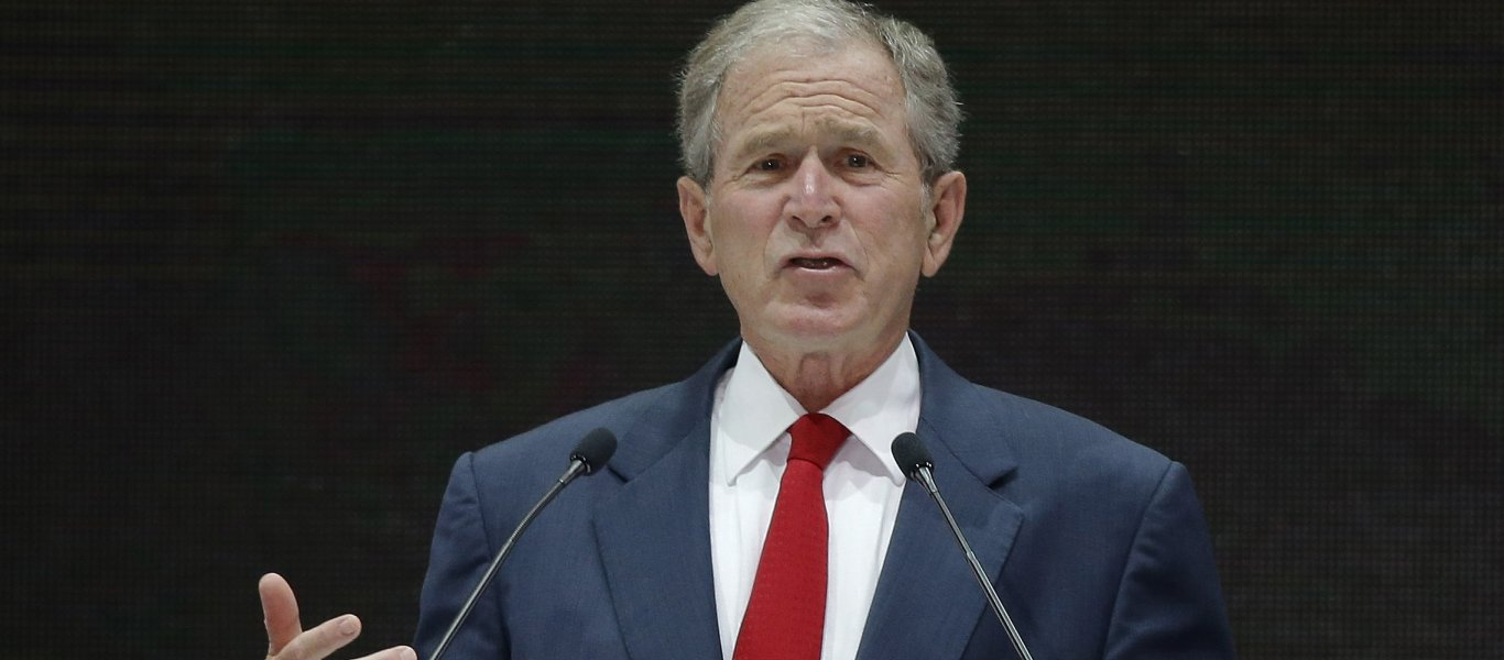 Οι ΗΠΑ επιστρατεύουν & τον Τ.Μπους Τζούνιορ: «Ψηφίστε 'ναι' στην παραχώρηση της Μακεδονίας» λέει στους Σκοπιανούς