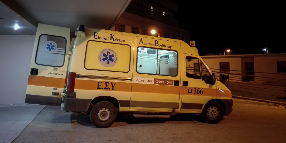 Νεκρός με σημάδια από μαχαιριές βρέθηκε 54χρονος στη Θεσσαλονίκη