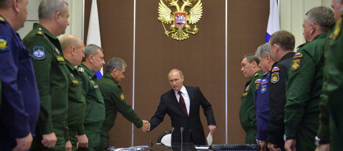 B.Πούτιν: Για πρώτη φορά στόχος κριτικής στο εσωτερικό για την ήπια στάση του απέναντι στην ισραηλινή επιδρομή