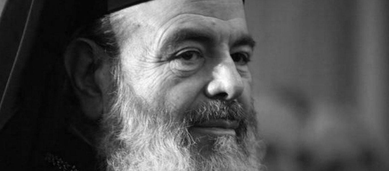Από τι πέθανε ο Μακαριστός Χριστόδουλος; – Νέα συγκλονιστικά στοιχεία – Ερώτηση Ν.Νικολόπουλου