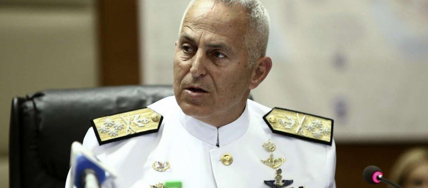 ΚΥΣΕΑ: Μένει Αρχηγός ΓΕΕΘΑ ο Ε.Αποστολάκης