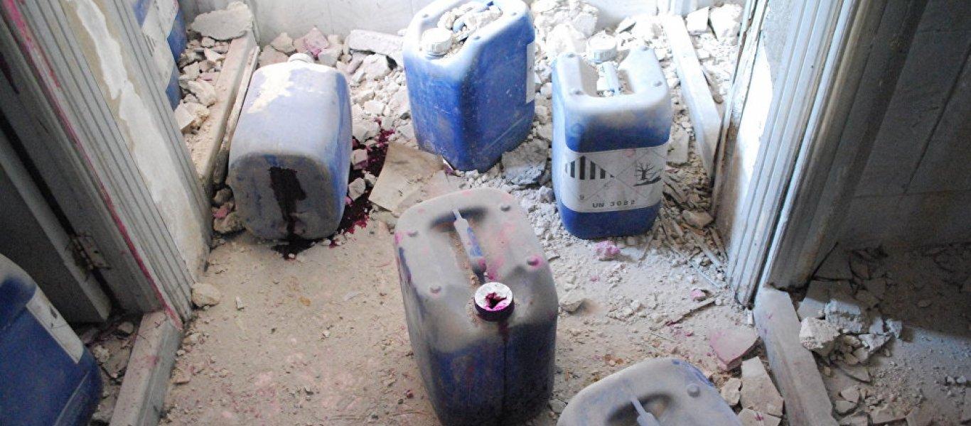 Ρωσικό ΥΠΕΞ: Όλα έτοιμα για την επίθεση με χημικά που θα ανοίξει τους ασκούς του Αιόλου στην Ιντλίμπ