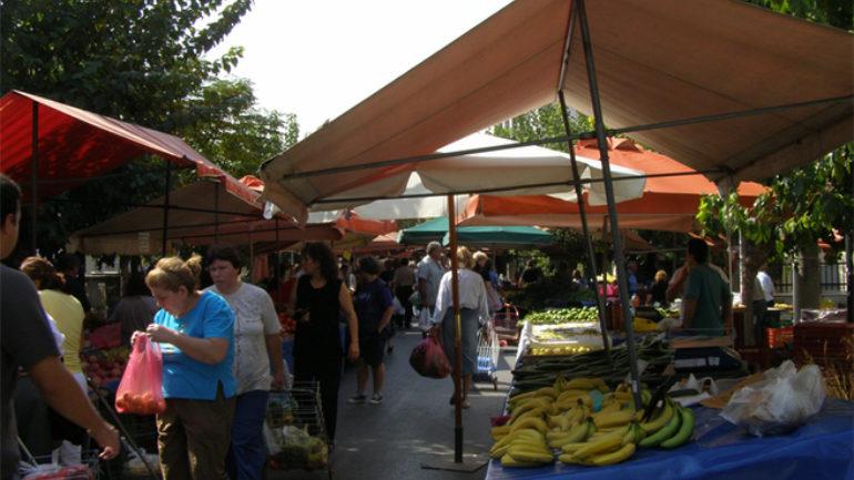 """""""Οραματικό"""" σχέδιο δράσης του Δήμου για τις λαϊκές αγορές"""