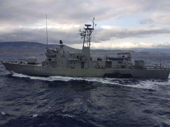 «Αστραπές» και «βροντές» από το Πολεμικό Ναυτικό: Σε πλήρη δράση ο ελληνικός στόλος – «Χαστούκι» στις πολεμικές προκλήσεις της Άγκυρας