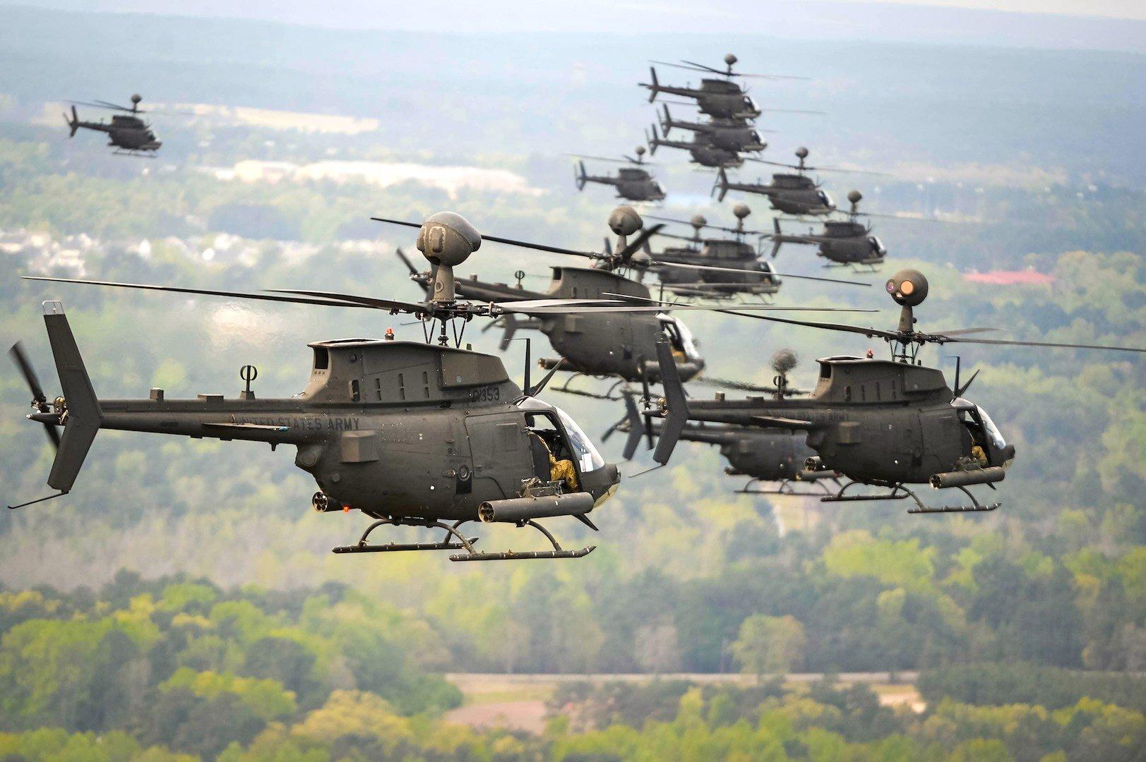 Αλλάζουν όλα στην ελληνική Αεροπορία Στρατού: Την πιο κατάλληλη στιγμή έρχονται τα 70 ελικόπτερα Kiowa Warrior – Απάντηση στα τουρκικά σενάρια EFES