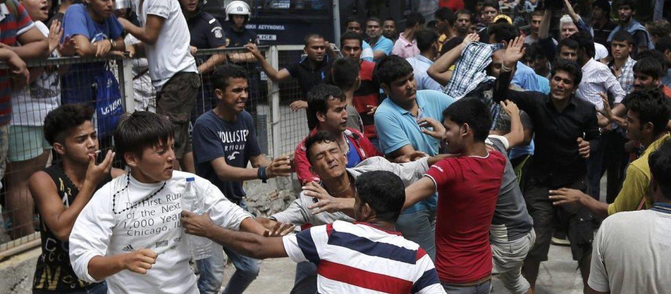 Οι «πρόσφυγες» λεηλατούν τη Λέσβο: Μαχαιρώνουν – Κλέβουν και ληστεύουν |  ΥΔΡΟΓΕΙΟΣ 106,9 FM